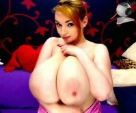 LovelyboobsXXX Micky huge tits webcam busty